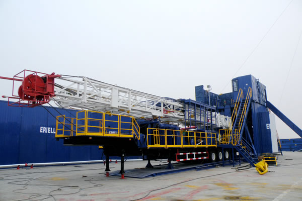 TZJ20-Trailer-Mounted-Drilling-Rig
